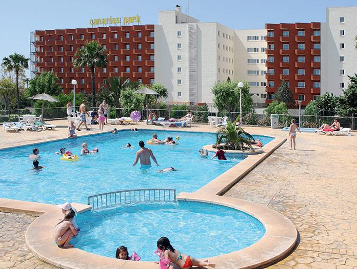 Hôtel HSM Canarios Park 3*