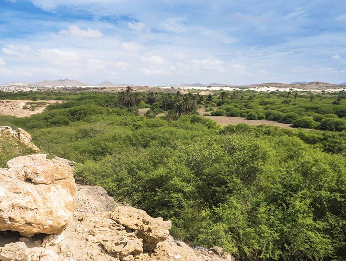 Circuit santo ant o le de trek voyage avec nouvelles for Agence cap paysages