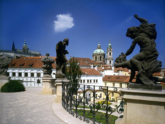 Circuit Prague et la bohême du sud