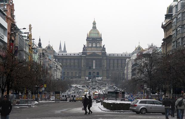 Escapade Marché de Noël à Prague