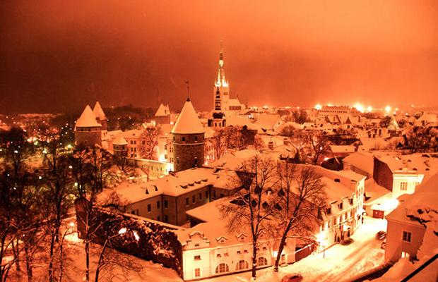 Escapade Marché de Noël à Tallinn