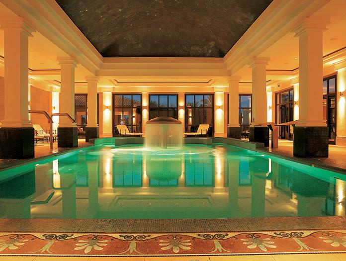 H tel grecotel kos imperial thalasso voyage avec for Thalasso quiberon piscine