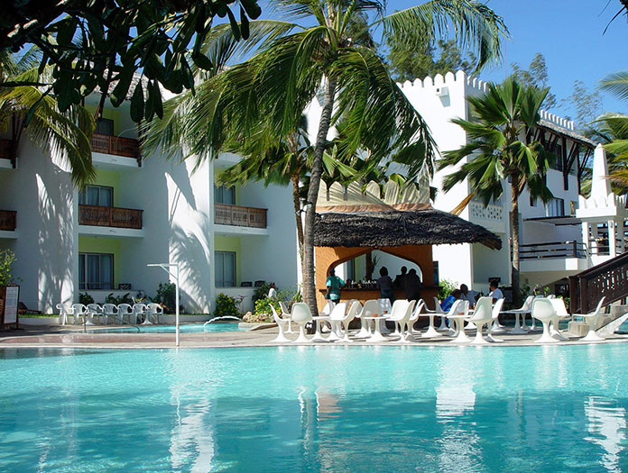 Hôtel bamburi beach 3*