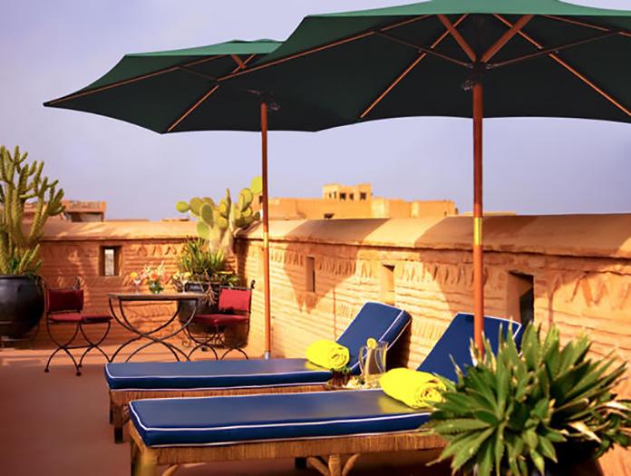 Riad angsana voyage avec nouvelles fronti res - Salon de massage poitiers ...