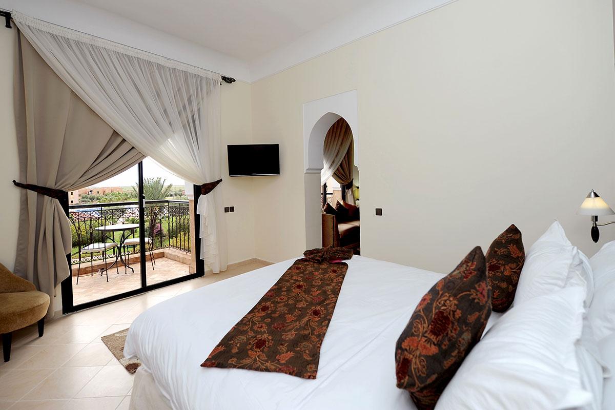 Hotel blue sea marrakech ryads parc spa 4 marrakech - Prix chambre hotel mamounia marrakech ...