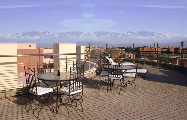 Hôtel Dellarosa 4*