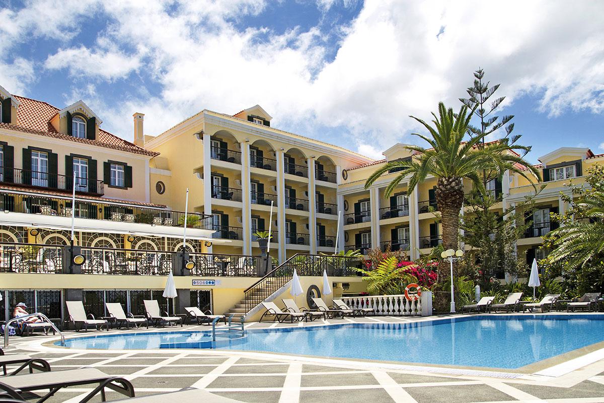 Hôtel Quinta Bela Sao Tiago 4*