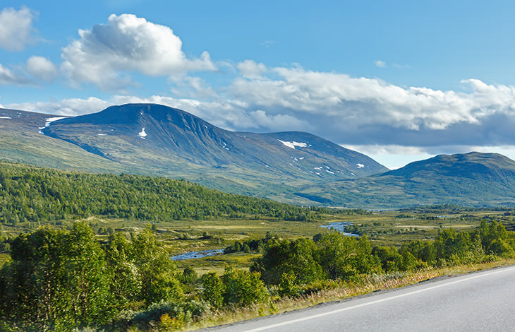 Circuit cap nord norvege avec voyages leclerc nouvelles for Agence paysage nord