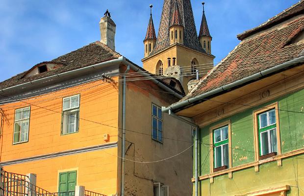 Escapade Marché de Noël à Sibiu