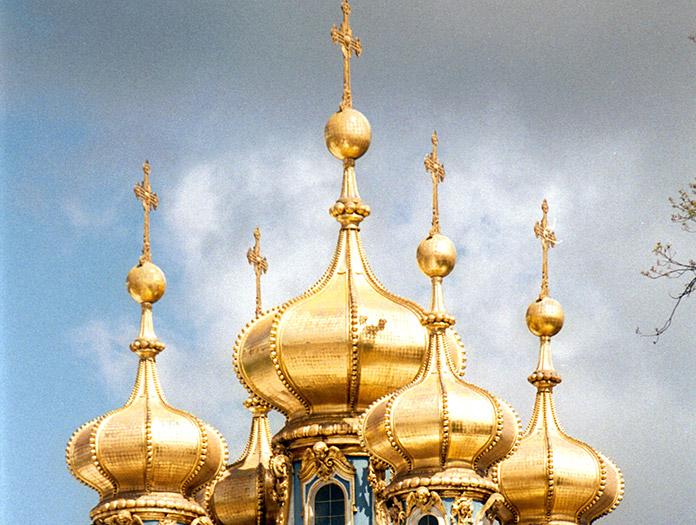 Russie Autrement - Noel et Nouvel An 20a Saint-Petersbourg