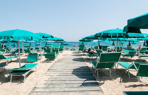 Top des htels sur la plage Cagliari - Villasimius - Sardaigne Sud