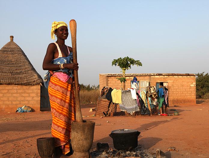 Pension complète (hors boisson) - Circuit Balade Sénégalaise