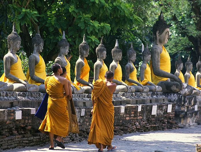 Circuit La Thailande Autrement Thailande Avec Voyages