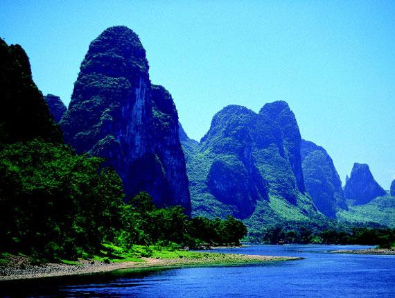 Rivière Li à Guilin, Chine, Circuit Nouvelles Frontières