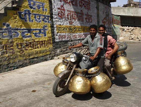Circuit en Inde avec Nouvelles Frontières)