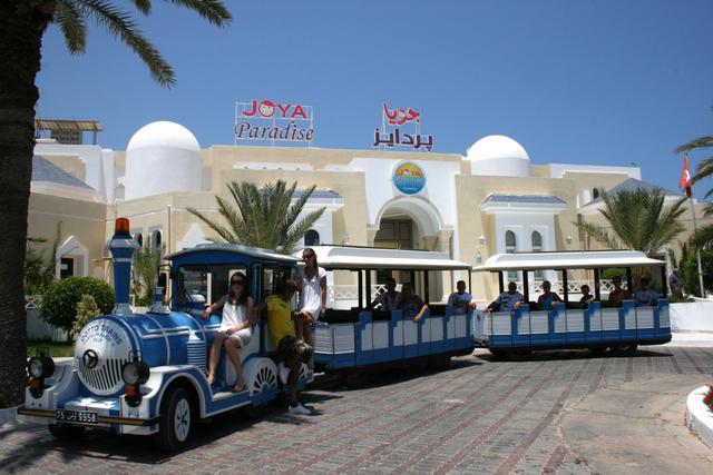 Tunisie - Hôtel Joya Paradise 4*