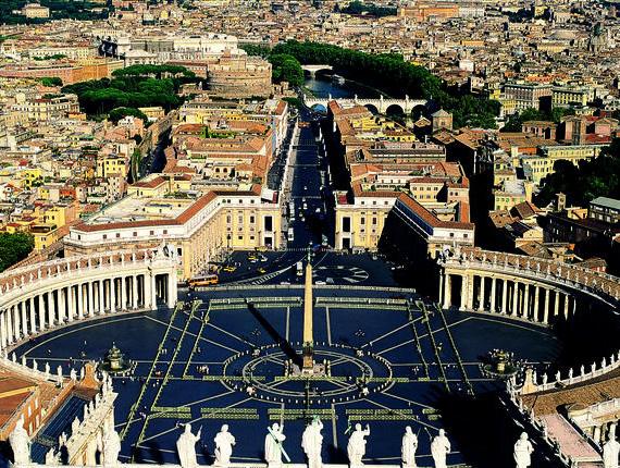 Circuit Les villes d'art italiennes, Vénétie, Toscane et Rome