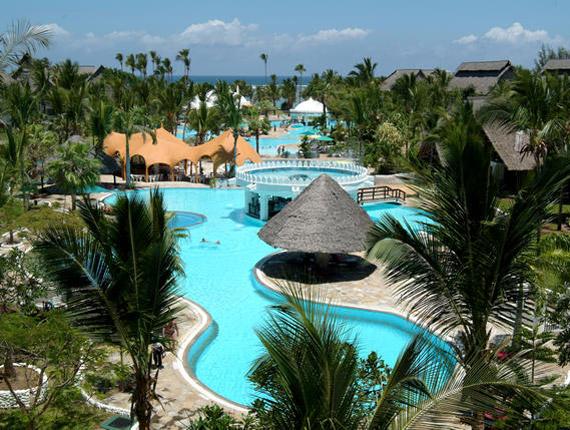 Hôtel southern palms beach resort 4*