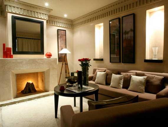 h tel les jardins de la koutoubia 4. Black Bedroom Furniture Sets. Home Design Ideas