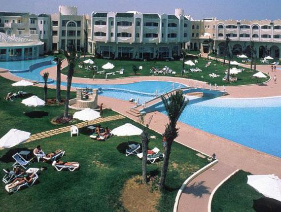 Votre hôtel Mahdia Beach