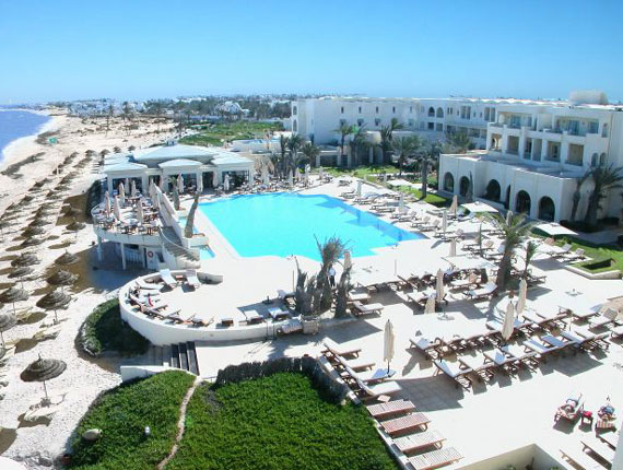 Votre hôtel Park Inn Ulysse Resort & Thalasso
