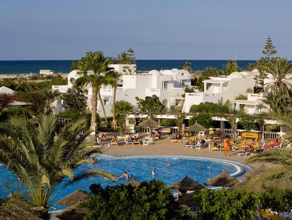 Vue générale de l'hôtel Club Nouvelle Frontières Le Djerba