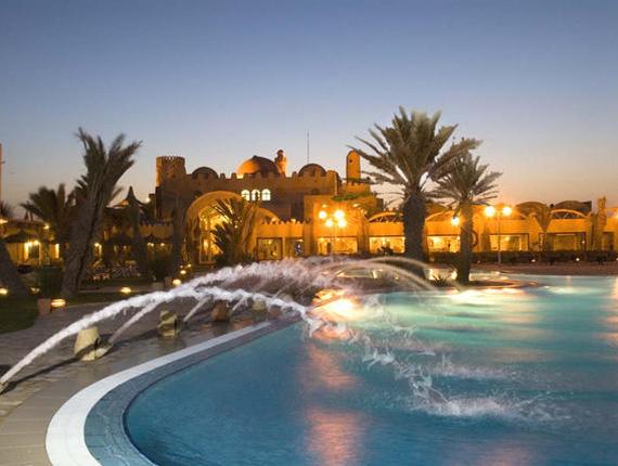 Détente à l'hôtel Rimel Djerba