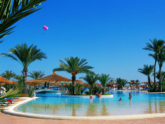 Hotel Fiesta Beach Djerba Nouvelles Frontieres