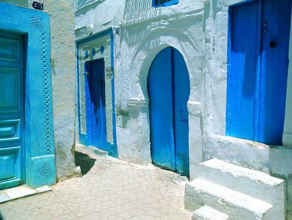 Une maison dans la médina
