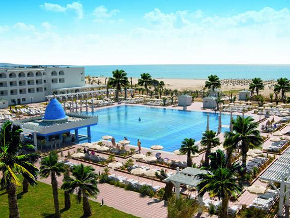 Votre hôtel Riu Marco Polo