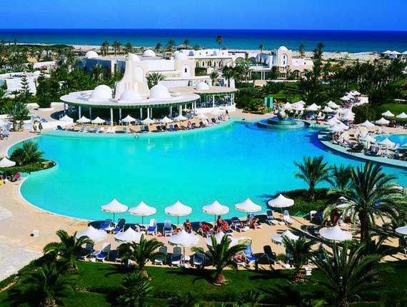 H tel riu palace royal garden 5 for Meuble 5 etoiles tunisie ezzahra