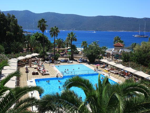 Hôtel Ersan Resort et Spa 5*